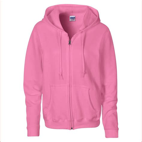Jaket Zipper Hoddie Sweater 2 gildan womens heavyblend zip hoodie cotton sweatshirt jacket top s 2xl uk