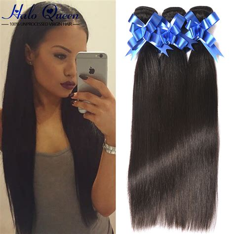 10 inch hair weave styles brazillian straight hair straight brazilian hair 1 bundle