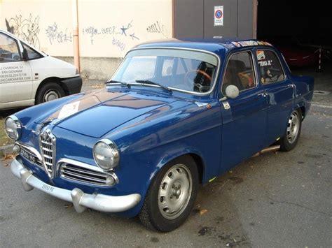 Rally Auto Te Koop Alfa Romeo by 1958 Alfa Romeo Giulietta Te Koop Classic Car En