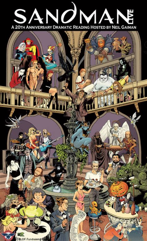 libro the sandman and the neil gaiman hosts reading of sandman s political bits wired