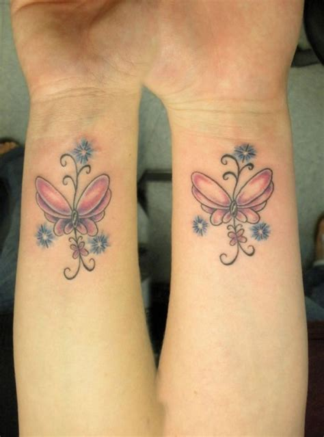 pink tattoo 80 fantastic butterflies wrist tattoos design