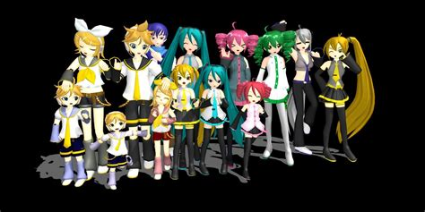 anime wallpaper pack zip image gallery mmd vocaloid