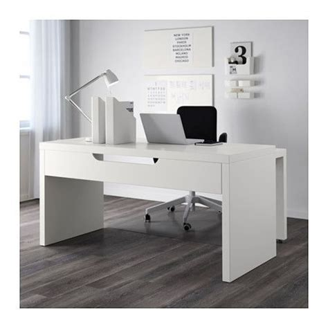 ikea malm bureau 1000 ideas about work surface on pinterest built in