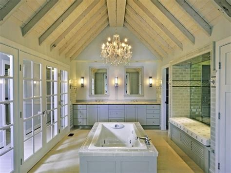Bathroom Vaulted Ceiling Lights Amazing Master Bathroom Ideas Adorable Home