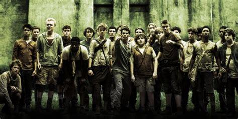 film maze runner pertama the maze runner akan balik modal di hari pertama