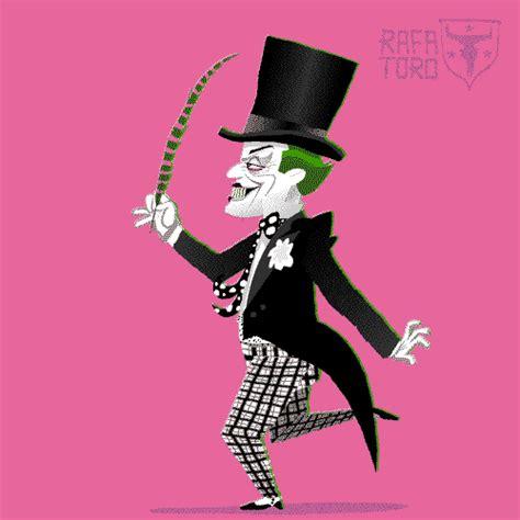 Jim Joker 1b los villanos animados de gotham city yorokobu