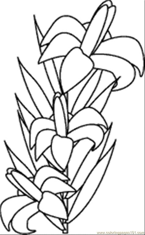 free coloring pages of easter flowers free coloring pages of flower pot template