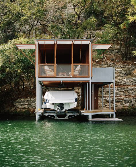 lake house boat lake house andersson wise architects archdaily