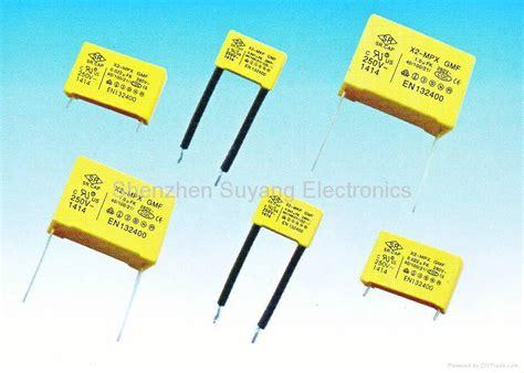 x2 capacitor manufacturers x2 mpx metallized polypropylene capacitor class x2 mpx ser china manufacturer