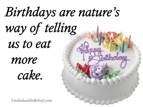 Quote About Birthdays Quotes About Birthday Cake Quotesgram