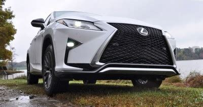 2016 lexus rx reviews roundup + 150 all new rx350 f