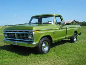 1974 Ford F100 Parts Tractor Restoration Parts Service And Repair