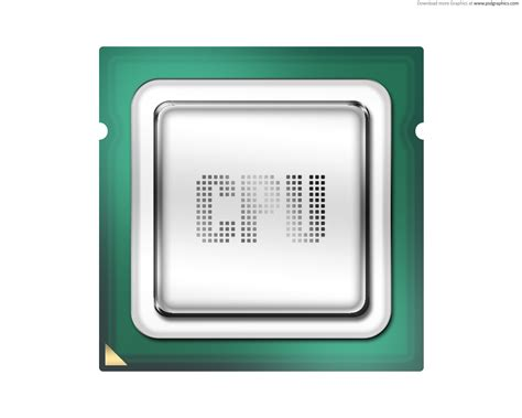 processor bench marks computer processor cpu icon psd psdgraphics