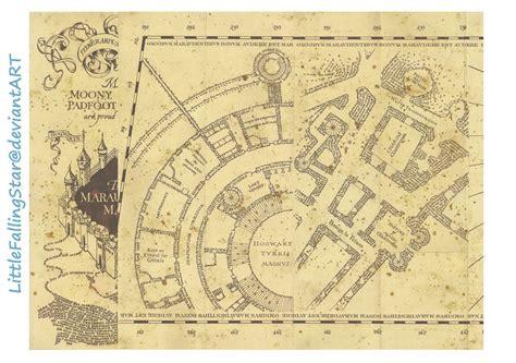 Marauders Map Printable