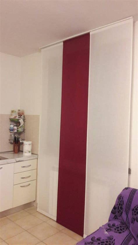 tende a pannello tende a pannello da sala bianche e rosse tende da