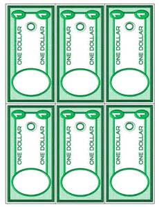 School Bucks Template by Money Activities And Worksheets For