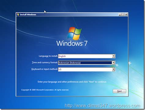 tutorial instal windows 7 ultimate tutorial install windows 7 ultimate d cyber share