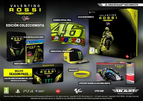 Yamaha Aerox Rossi Edition Aufkleber by Valentino Rossi The Game Avance Para Ps4 Xbox One Y Pc