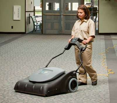 tennant v wa 76 76cm wide area vacuum | powervac cleaning