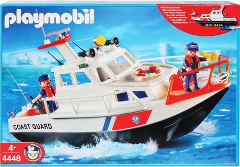 toy coast guard boat playmobil coast guard boat coast guard boat shop for