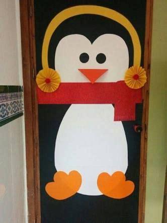 decorado de puertas para navidad best 25 puertas decoradas de navidad ideas on pinterest