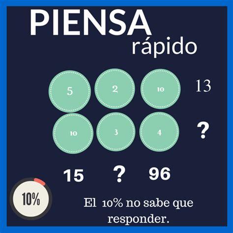 imagenes juegos matematicos secundaria acertijos matem 225 ticos para secundaria retos matem 225 ticos