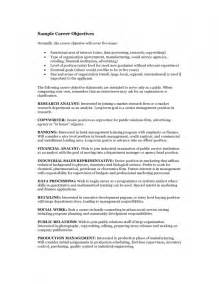 Sample Of Career Goals And Objectives Social Work Goals And Objectives For Resume Resume
