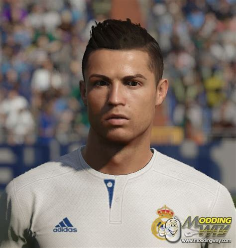fifa 14 all hairstyles cristiano ronaldo new hair style fifa16 fifa 16 at
