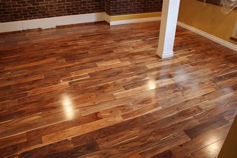 natural acacia flooring from simplefloors installed in a real home yelp