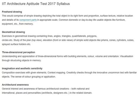 Iit Roorkee Mba Cut Quora by How Tough Is Architecture Apptitude Test Aat For B Arch