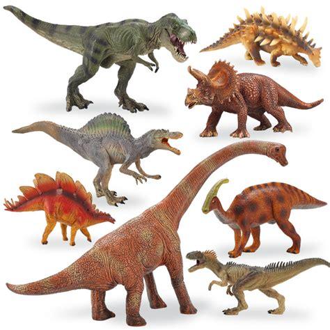 Figure Dinosaur World Stegosaurus Tinggi 18 Cm Jurassic World Park Dinosaur Triceratops Stegosaurus