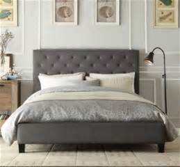 King Size Bed For Sale Australia Italian Design Chester Size Grey Wooden Bed Frame