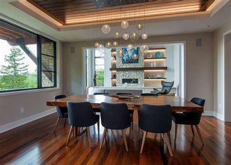 kadur chandelier over dining room table custom blown mod custom blown glass dining room multi pendant