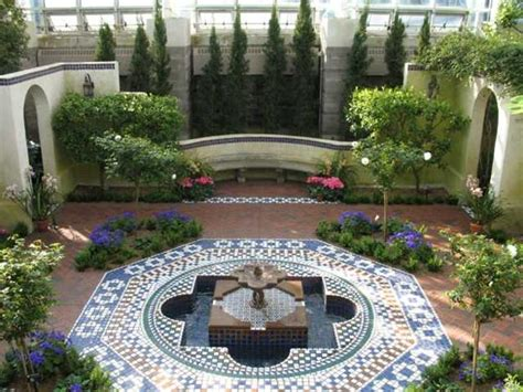beautiful backyard spanish gardens 25 garden design ideas for landscaping in moresque style