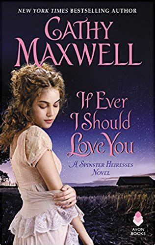 if i should you by cathy maxwell all about