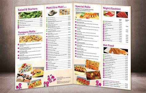 design takeaway menu online unseen the design edge