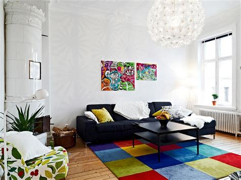 colorful living room how to choose the right color palette for your home