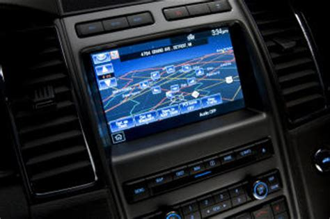 how cars run 2009 ford taurus navigation system 2010 ford taurus technologies www autopressnews com car magazine