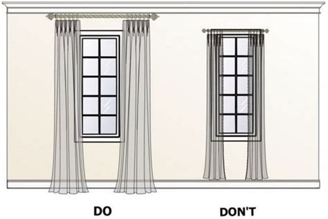 how long should drapes be hover break or puddle what length should my drapes be