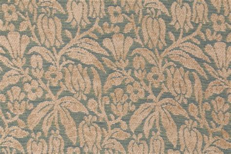 upholstery fabric tapestry 8 yards robert allen beacon hill weigela chenille tapestry
