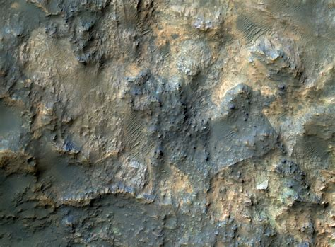 bed rock space images bedrock north of terby crater