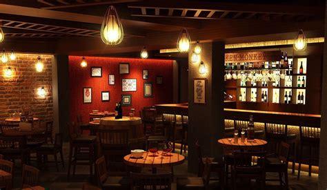 Pub Interior Ideas by Space Planner In Kolkata Home Interior Designers Decorators