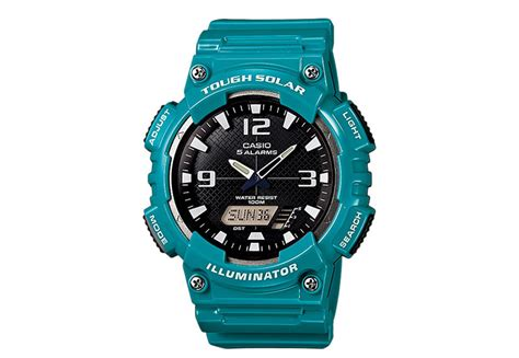 Jam Casio Original Aq S810wc 1 Day Delivery watchband casio aq s810wc 3avef best buy