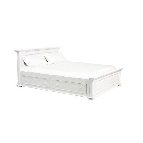 lit blanc 160x200 lit 224 tiroirs 160x200 cm avec sommier 224 lattes blanc