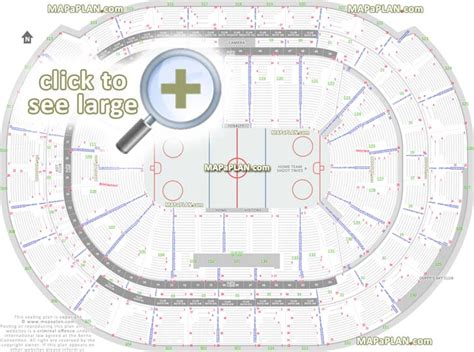 bbt center seat row numbers detailed seating chart