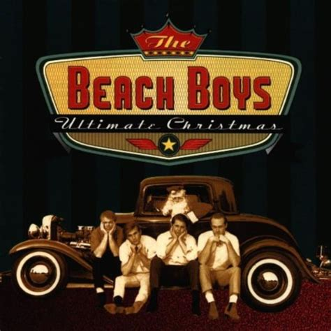 the ultimate christmas collection by the beach boys album
