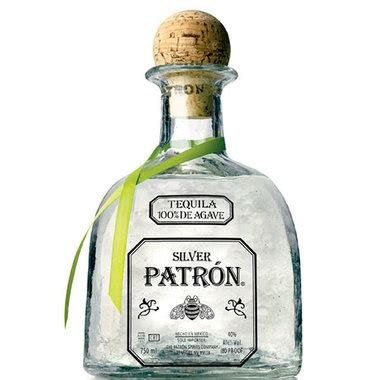Patron Tequila Silver 750ml   Crown Wine & Spirits