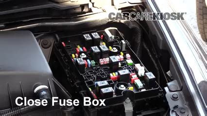 blown fuse check   chrysler pacifica  chrysler pacifica touring