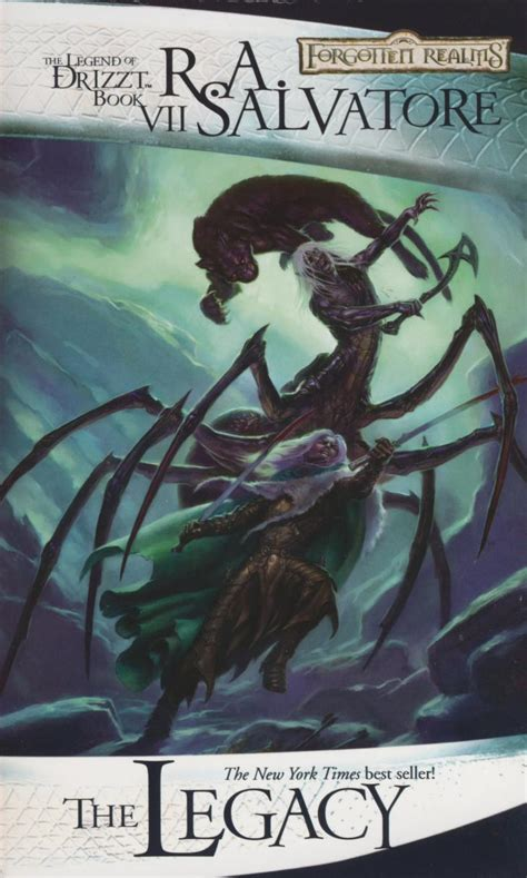 the legacy of the legacy of the drow