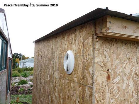 chicken coop ventilation fans chicken coop diy building idea kit nest boxes and